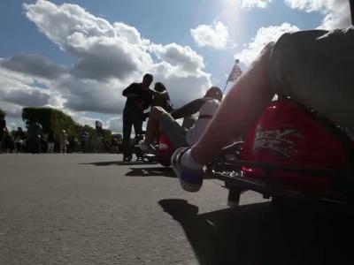 Crazy Cart débarque en France