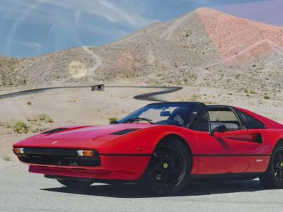 La Ferrari de Magnum passe à l'électrique