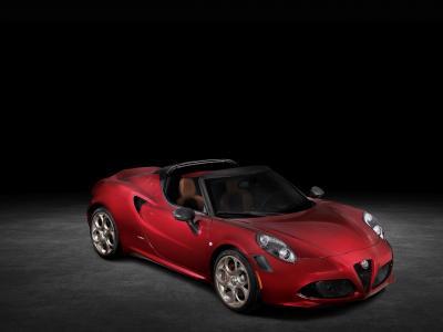 Alfa Romeo 4C Spider 33 Stradale Tributo : l'ultime version de la sportive en vidéo