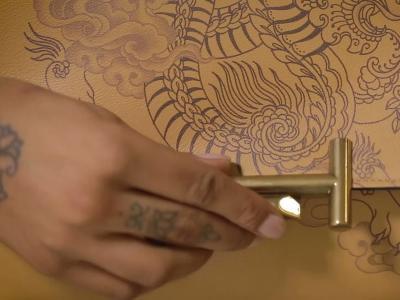Tod's : une collection capsule avec la tatto artist Sara Hunjan