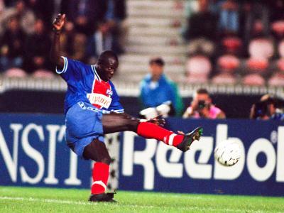 Le souvenir du jour : l'incroyable but inscrit par George Weah contre le Bayern en 1994