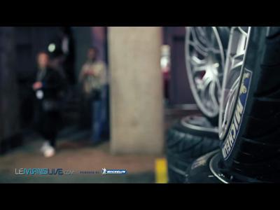 24H du mans 2012 - Night action
