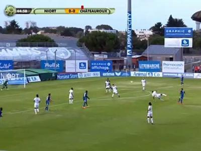 Ligue 2 : les 19 buts de la soirée en vidéo !