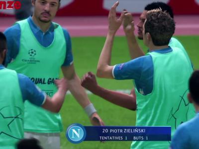 Naples - PSG : on a simulé le match et le vainqueur est...