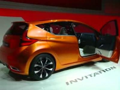 Genève 2012 : Nissan Invitation