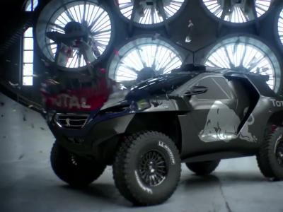 Tout ce qui change sur le Peugeot 2008 DKR 2016 en une vidéo