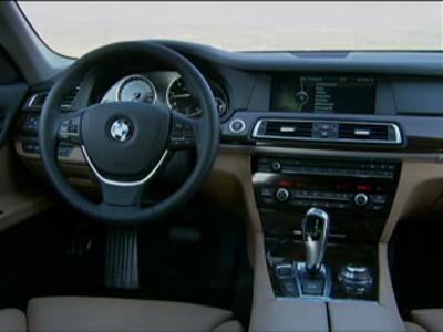 Reportage BMW Série 7