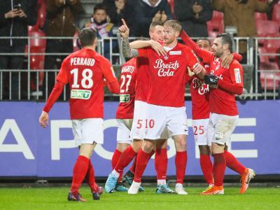 Brest : le bilan des Brestois à la mi-saison