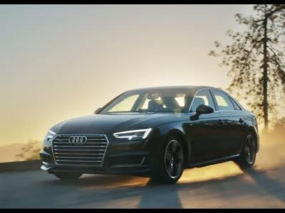 Audi se moque de Mercedes pour promouvoir l'A4