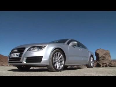 Essai Audi A7 Sportback 3.0 TDI 245 ch