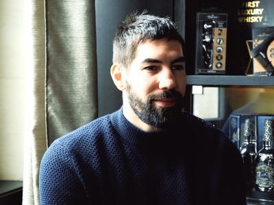 Leçon de style avec Nikolas Karabatic