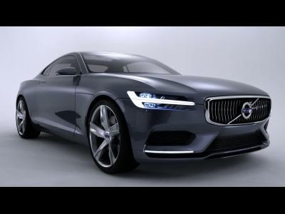 Volvo Concept Coupé : la nouvelle orientation