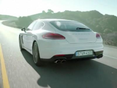 Porsche Panamera 2014 : Toujours plus haut, toujours plus sobre
