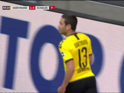 Bundesliga : Guerreiro punit Schalke