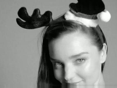 Miranda Kerr pour le Magazine Love