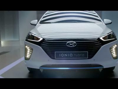 Hyundai Ioniq: l'anti-Prius sous toutes les coutures