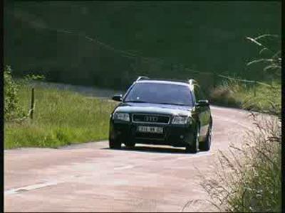 Essai Audi A6 (2001)