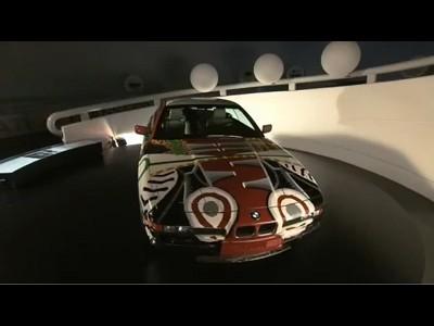 Retour sur les BMW Art Car Collection