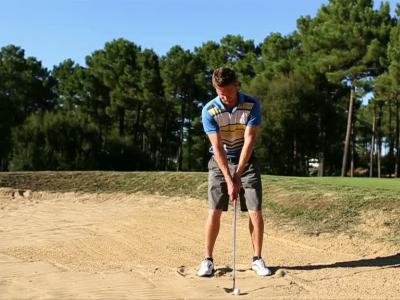 Coach golf #8 - L'approche roulée