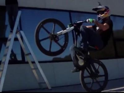 Le vélo Audi E-Bike à l'essai par Julien Dupont