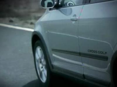 Essai Volkswagen CrossGolf
