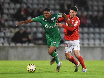 Saint-Etienne - Nîmes: le bilan des Verts à domicile face aux Crocos