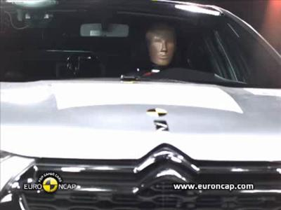 Crash Tests : Citroën DS4