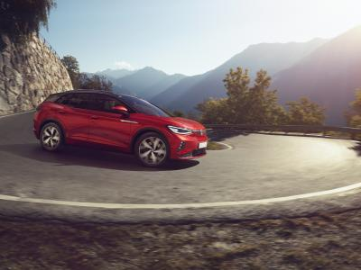 Volkswagen ID.4 GTX (2021) : le SUV version sport en vidéo
