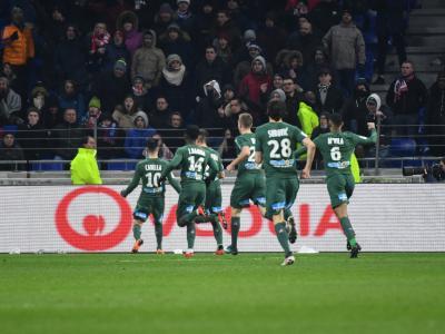 OL - ASSE : le bilan des Verts en terre lyonnaise (27e journée de Ligue 1)