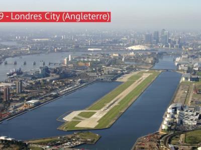 Donegal, Barra, Nice... Top 10 des plus belles approches d'aéroports du monde