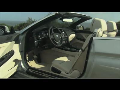 Los Angeles 2010 : BMW Série 6 Cabriolet
