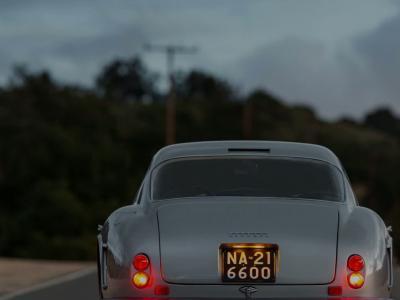 Vente aux enchères de Monterey : focus sur la Ferrari 250 GT SWB