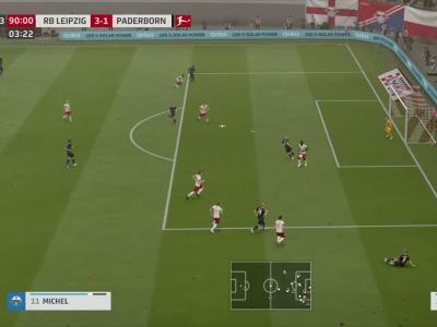 RB Leipzig - SC Paderborn 07 : résumé et buts (Bundesliga - 30e journée)