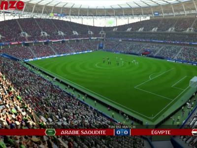 Arabie Saoudite - Égypte : notre simulation sur FIFA 18