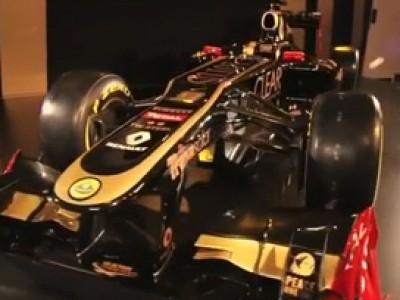 F1 2012 : Lotus E20