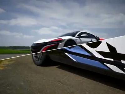 Pikes Peak 2019 : l'Acura NSX Pace Car en vidéo