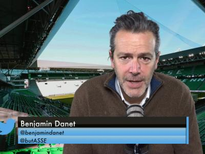 ASSE : le debrief du match face à l'AS Monaco