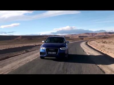 Essai Audi RS Q3