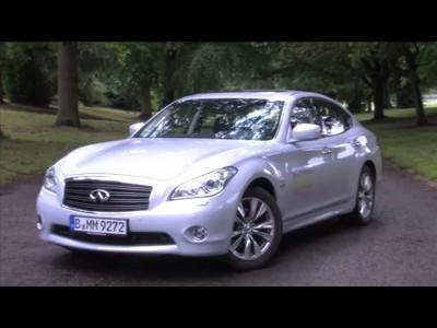 Essai Infiniti M35h GT Premium