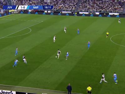 Serie A - Juventus Turin : Le numéro magique d'Higuain devant Koulibaly !