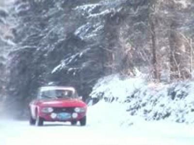 Rallye Neige et Glace 2013