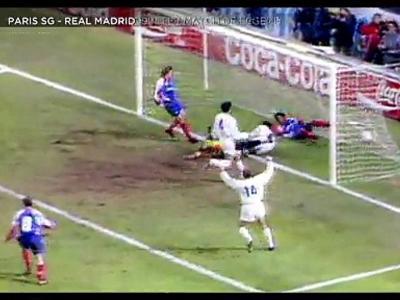 Souvenir : il y a 17 ans, le PSG éliminait le Real Madrid grâce à Kombouaré
