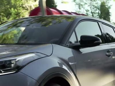 Essai Toyota C-HR : ''Untaggable''