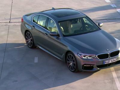 Essai BMW Série 5:  affûtée