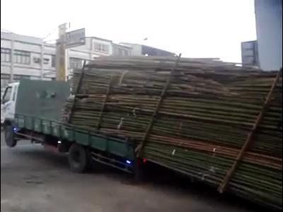 Décharger un camion
