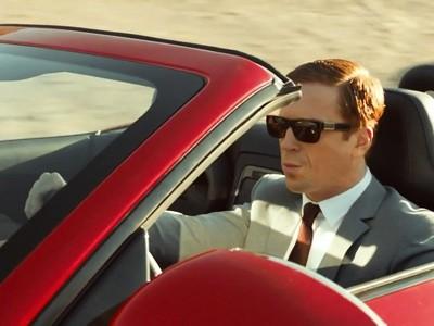 La Jaguar F-Type débute au cinéma