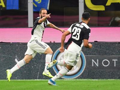 Inter Milan - Juventus : les buts et le résumé du match