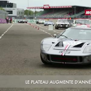 Ford GT40 x Tour Auto 2017