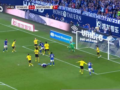 Bundesliga : Dortmund cale à Schalke 04