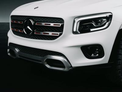 Mercedes GLB Concept : trailer officiel du SUV 7 places essence